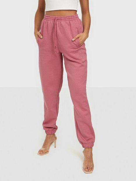 Adidas Originals Cuffed Pants Mjukisbyxor Pink