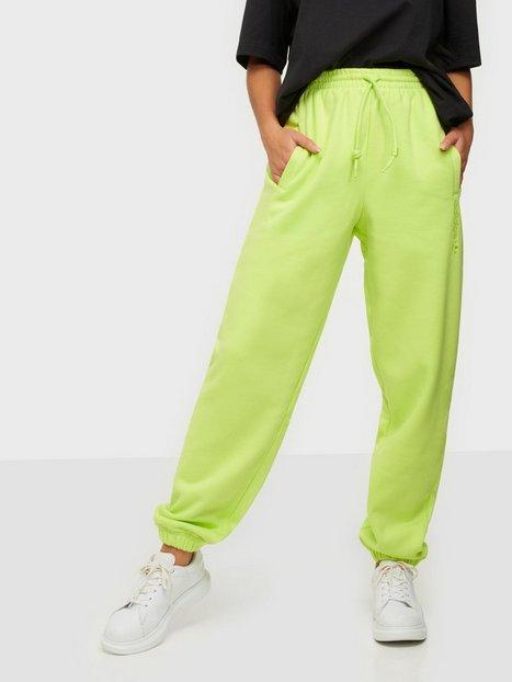 Adidas Originals Cuffed Pants Mjukisbyxor Yellow