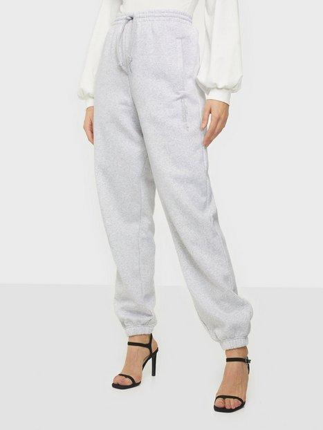 Adidas Originals Cuffed Pants Byxor Light Grey