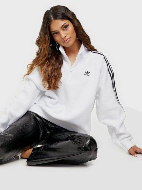 Adidas Originals Fleece Hz Sweatshirts White