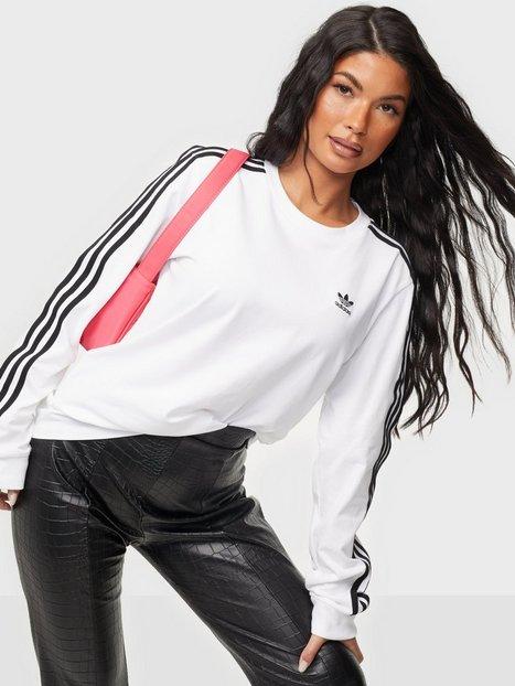 Adidas Originals 3STR Longsleeve Långärmade toppar White