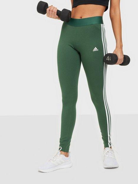 Adidas Sport Performance W 3S Leg Träningstights Green