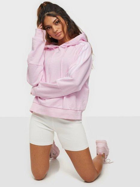Adidas Sport Performance W 3S Hd Träningströjor Pink