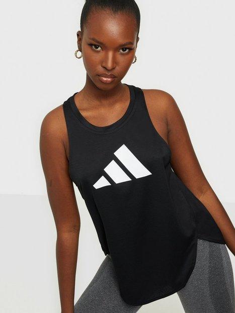Adidas Sport Performance Bos Logo Tank Linne Loose Fit