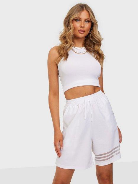 Adidas Originals Shorts Shorts White