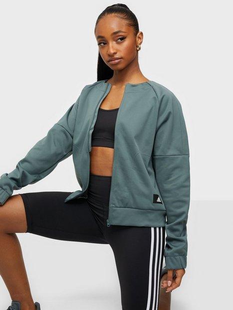 Adidas Sport Performance W Mvp Jacket Träningsjackor