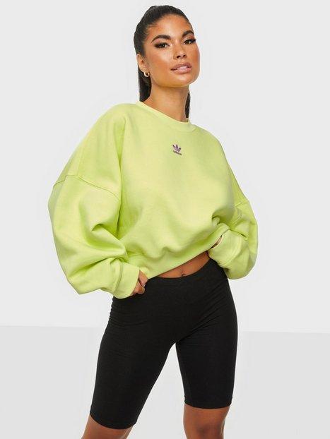 Adidas Originals Sweatshirt Sweatshirts Yellow