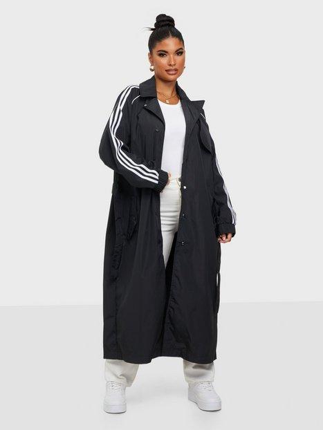 Adidas Originals Trench Coat Frakker Black