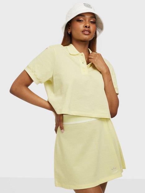 Adidas Originals Tennis Skirt Minikjolar Yellow