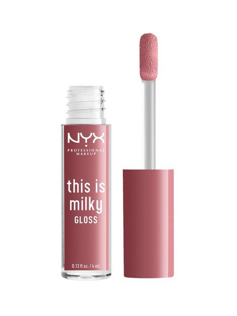 NYX Professional Makeup This Is Milky Gloss Lipgloss Cherry Skimmed