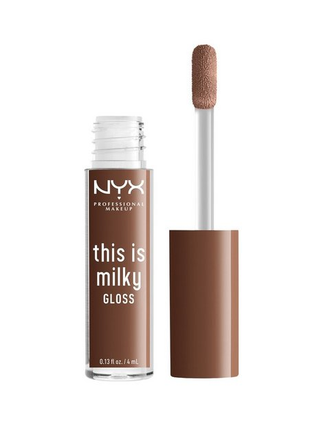 NYX Professional Makeup This Is Milky Gloss Lipgloss Milk The Coco