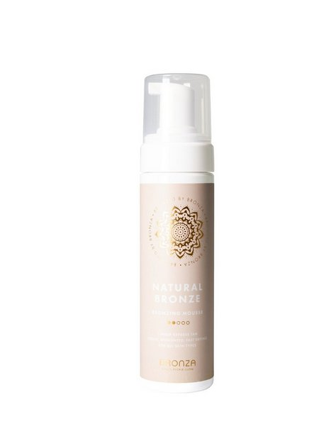Bronza Bronzing Mousse 200ml Self tan Natural Bronze