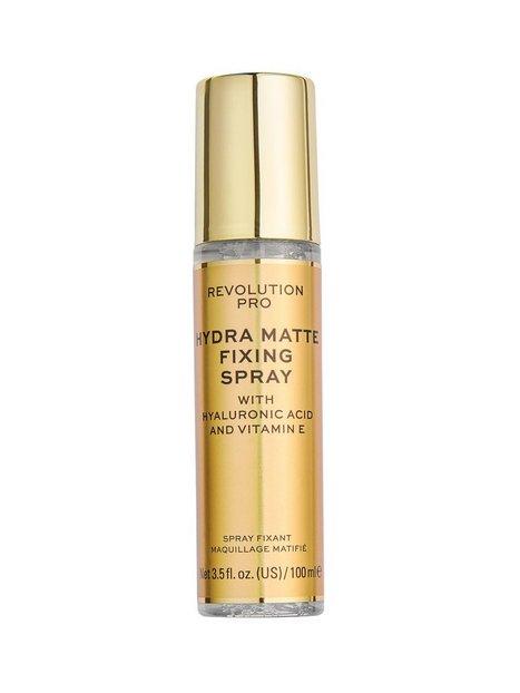Revolution Pro Revolution Pro Hydra-Matte Fixing Spray Makeup