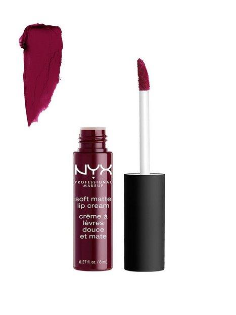 NYX Professional Makeup Soft Matte Lip Cream Läppstift Copenhagen