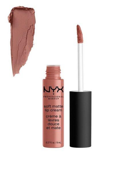 NYX Professional Makeup Soft Matte Lip Cream Läppstift Cabo