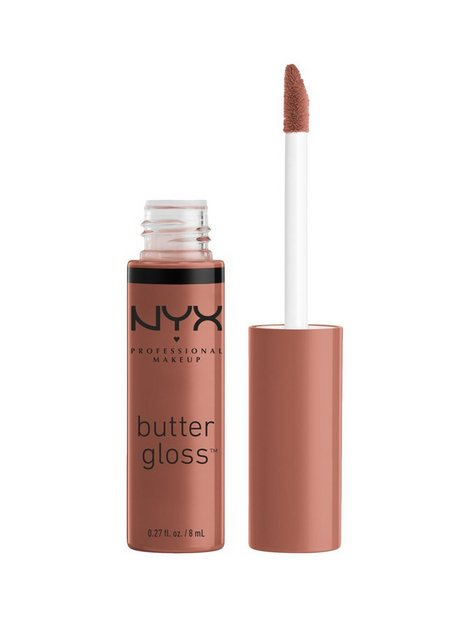 NYX Professional Makeup Butter Lip Gloss Lipgloss Bit Of Honey