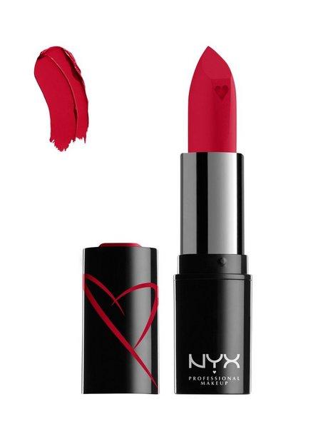NYX Professional Makeup Shout Liquid Satin Lipstick Läppstift The Best