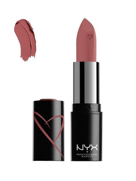 NYX Professional Makeup Shout Liquid Satin Lipstick Läppstift Chic