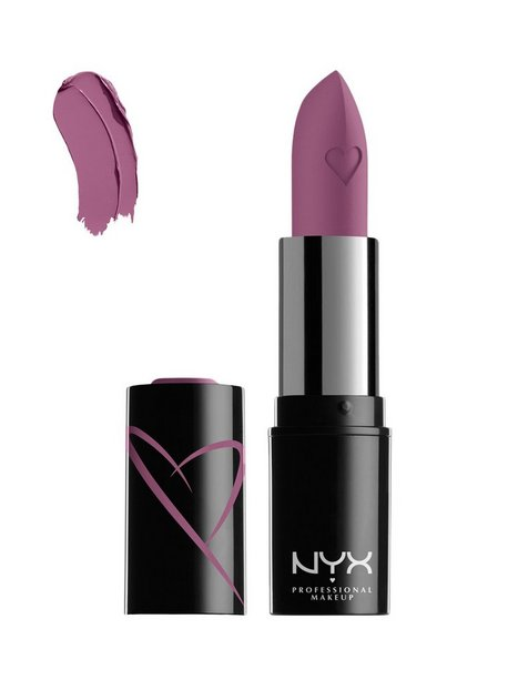 NYX Professional Makeup Shout Liquid Satin Lipstick Läppstift In Love