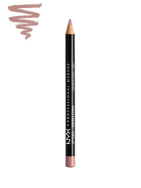 NYX Professional Makeup Slim Lip Pencil Lip liner Pale Pink