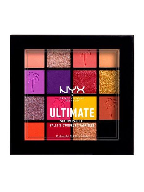 NYX Professional Makeup Ultimate Shadow Palette Øjenskygger