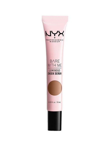 NYX Professional Makeup Bare With Me Luminous Cheek Serum Bronzer Tan