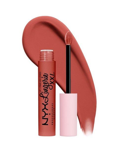 NYX Professional Makeup Lip Lingerie XXL Lipgloss Peach Flirt