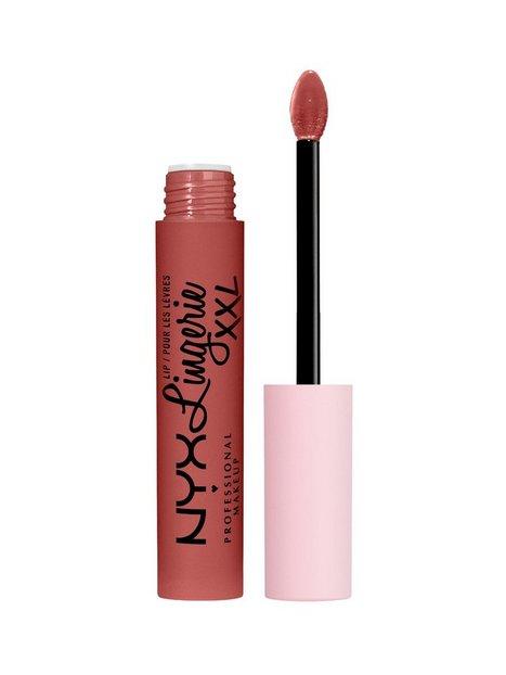 NYX Professional Makeup Lip Lingerie XXL Lipgloss Warm Up