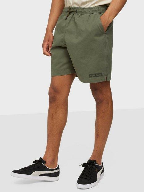 Woodbird Bommy Hoxen Shorts Shorts Green
