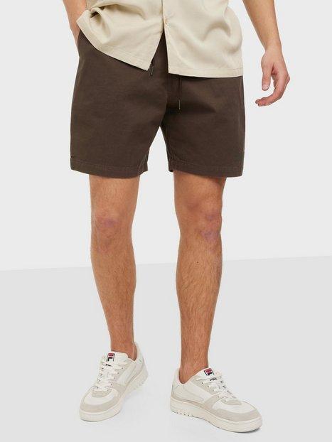 Woodbird Bommy Hoxen Shorts Shorts Brown