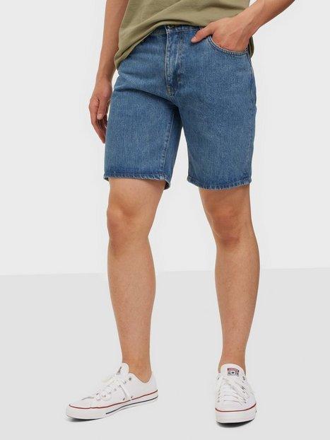 Woodbird Doc Stone Blue Shorts Shorts Blue