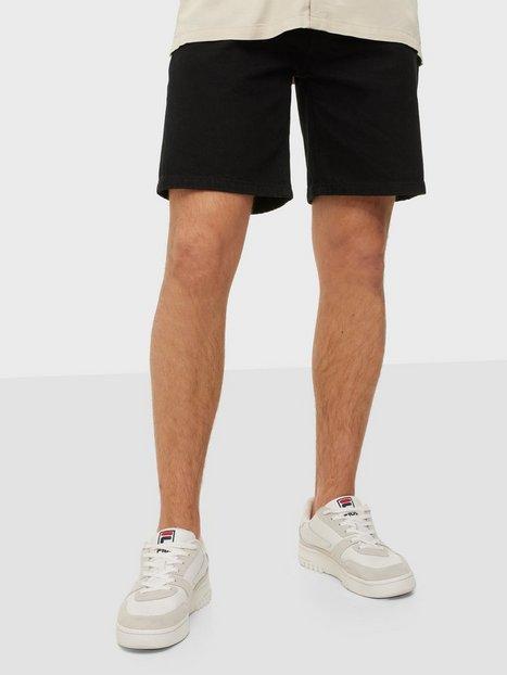 Woodbird Doc Night Shorts Shorts Black