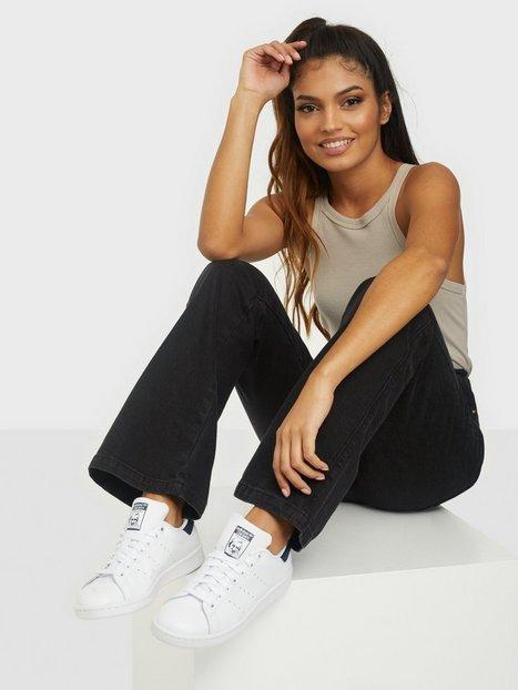Adidas Originals Stan Smith Low Top Vit/Blå