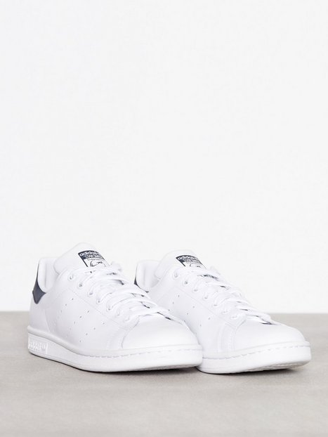 Adidas Originals Stan Smith Sneakers Hvid/Blå