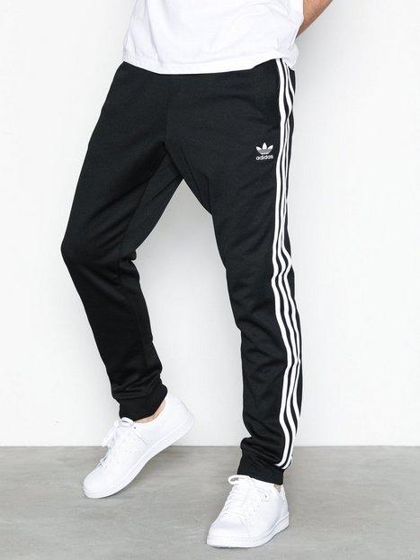 Adidas Originals Sst Tp Bukser Black mand køb billigt