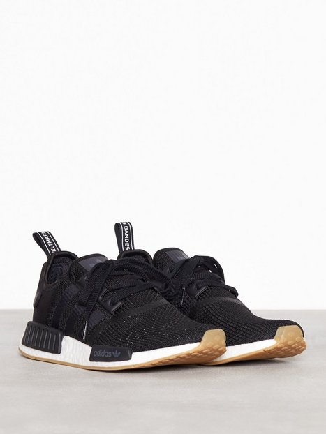 Adidas Originals NMD R1 Sneakers Black - herre