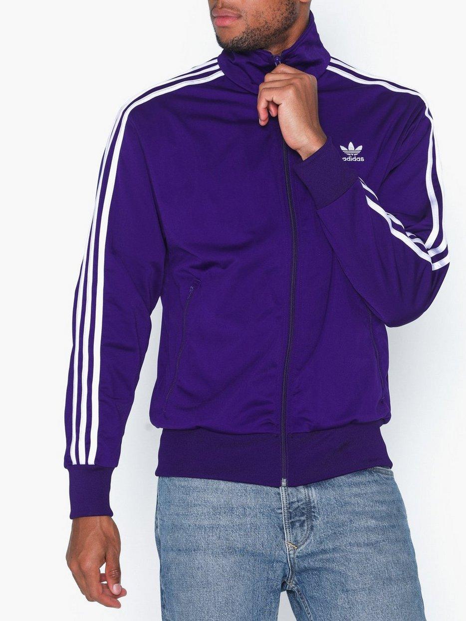 adidas firebird violet
