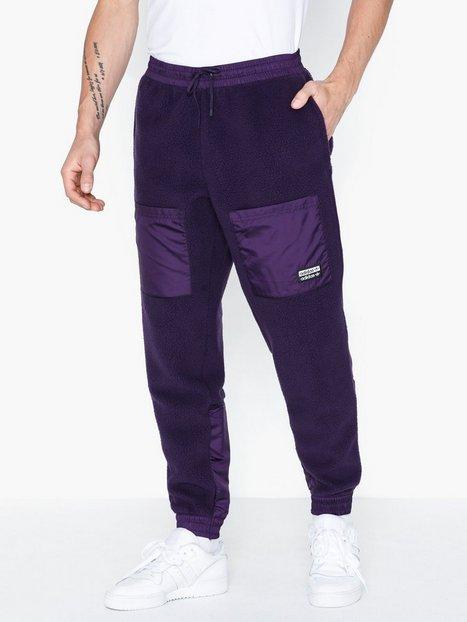 Adidas Originals R.Y.V. Tf Tp Bukser Purple - herre