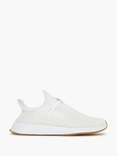 Adidas Originals Deerupt S Sneakers Hvid - herre