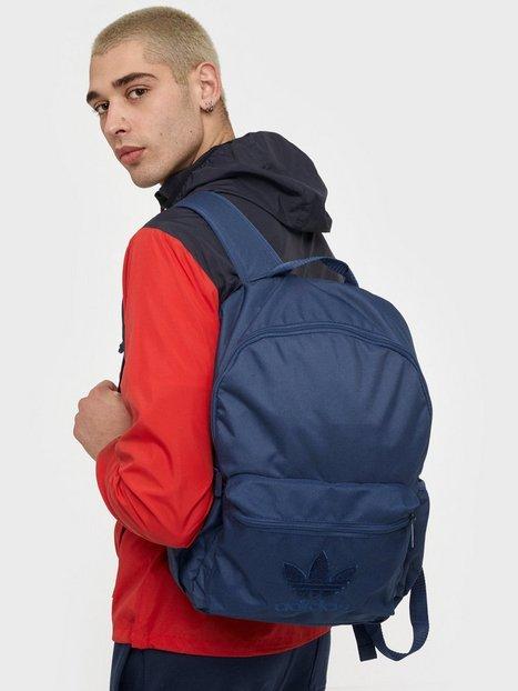 Adidas Originals Cl Bp Prem Logo Tasker Marineblå - herre