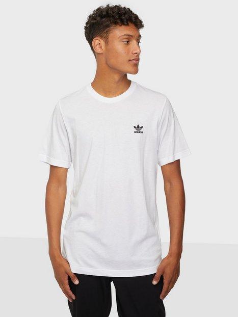 Adidas Originals Essential Tee T-shirts & undertrøjer Hvid
