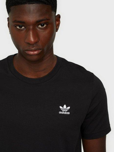 Adidas Originals Essential Tee T-shirts & undertrøjer Sort