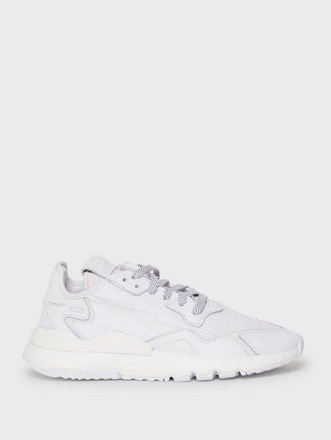 Adidas Originals Nite Jogger Sneakers Hvid