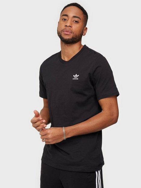 Adidas Originals Essential Tee T-shirts & undertrøjer Black