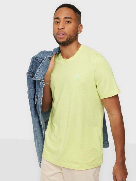 Adidas Originals Essential Tee T-shirts & undertrøjer Yellow