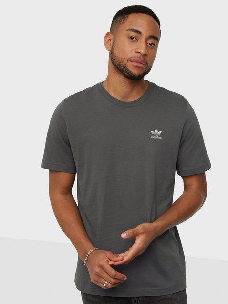 Adidas Originals Essential Tee T-shirts & undertrøjer Grey