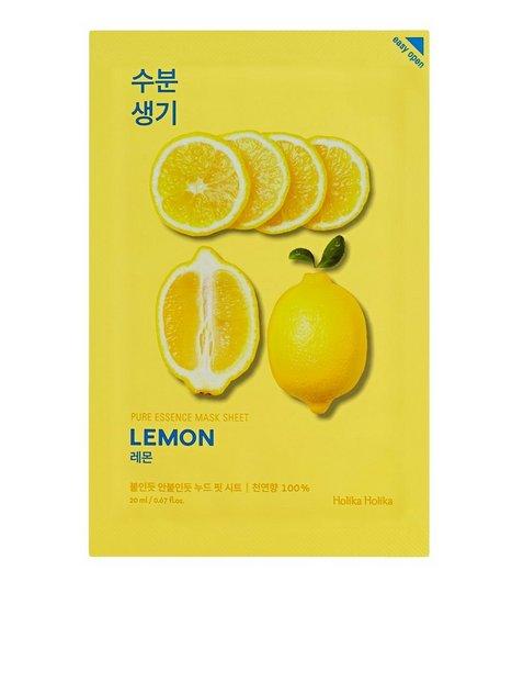 Billede af Holika Holika 2-Pack Pure Essence Sheet Mask Ansigtsmasker Lemon