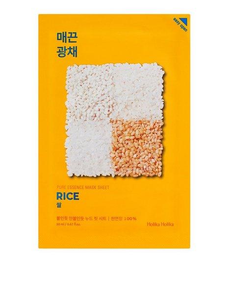 Billede af Holika Holika 2-Pack Pure Essence Sheet Mask Ansigtsmasker Rice