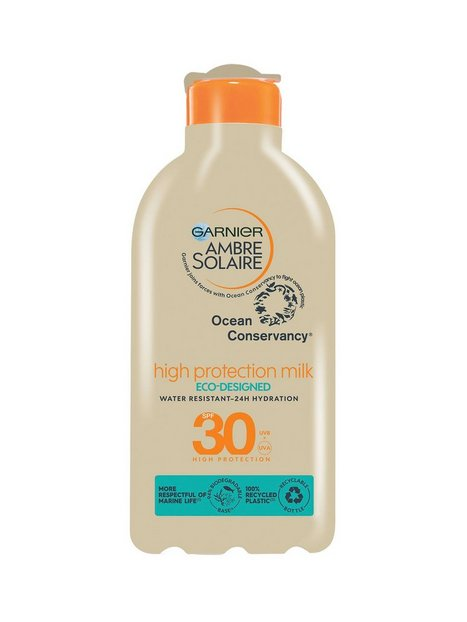 Garnier Ambre Solaire High Protection Milk Eco-Designed SPF30 Solcremer