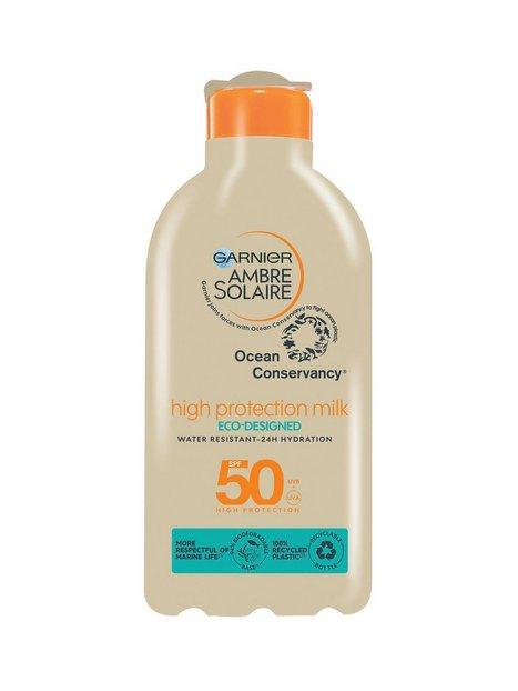 Garnier Ambre Solaire High Protection Milk Eco-Designed SPF50 Solcremer